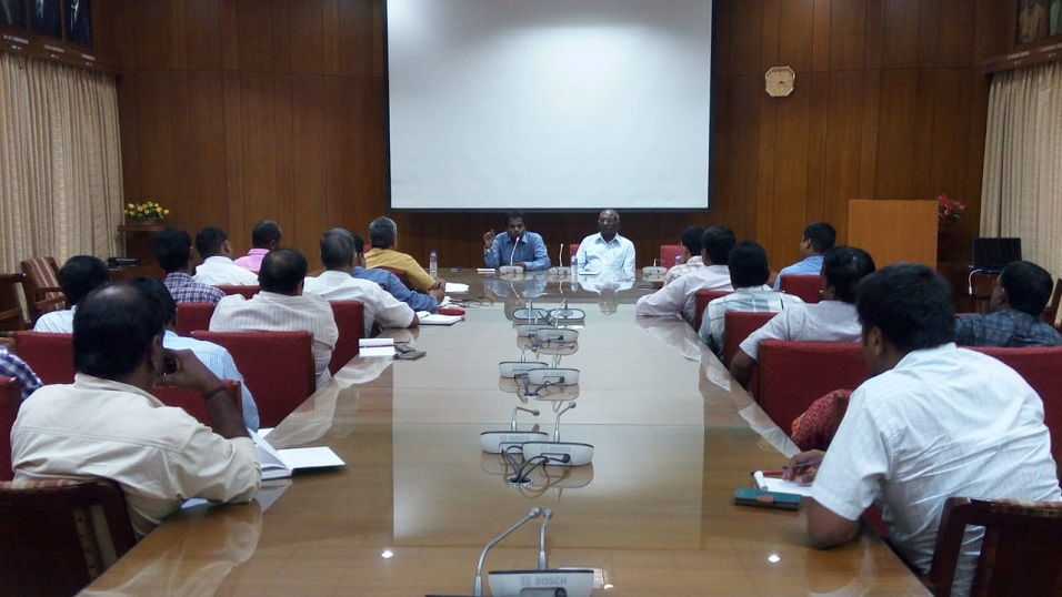 TEXPROCIL conducts interactive meeting with textiles exporters on GST, FTP and export related issues in Coimbatore on 10th August 2018