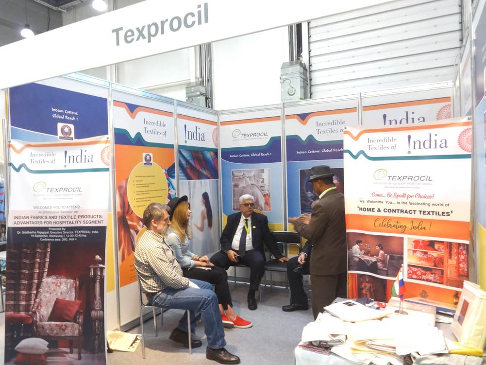 Welcome to Texprocil - The Cotton Textiles Export Promotion Council