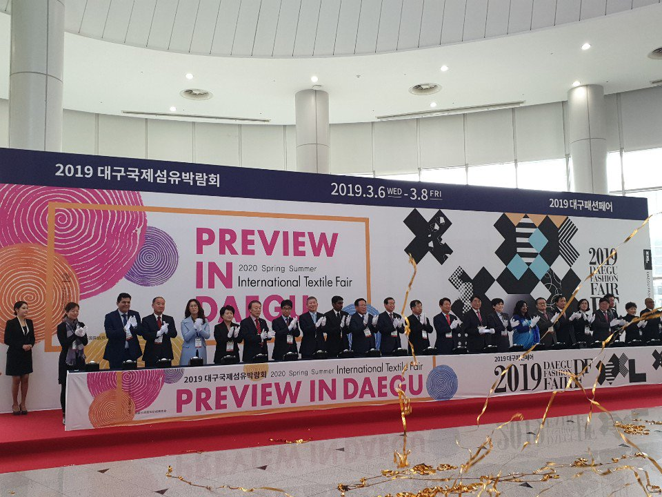Preview in Daegu 2019