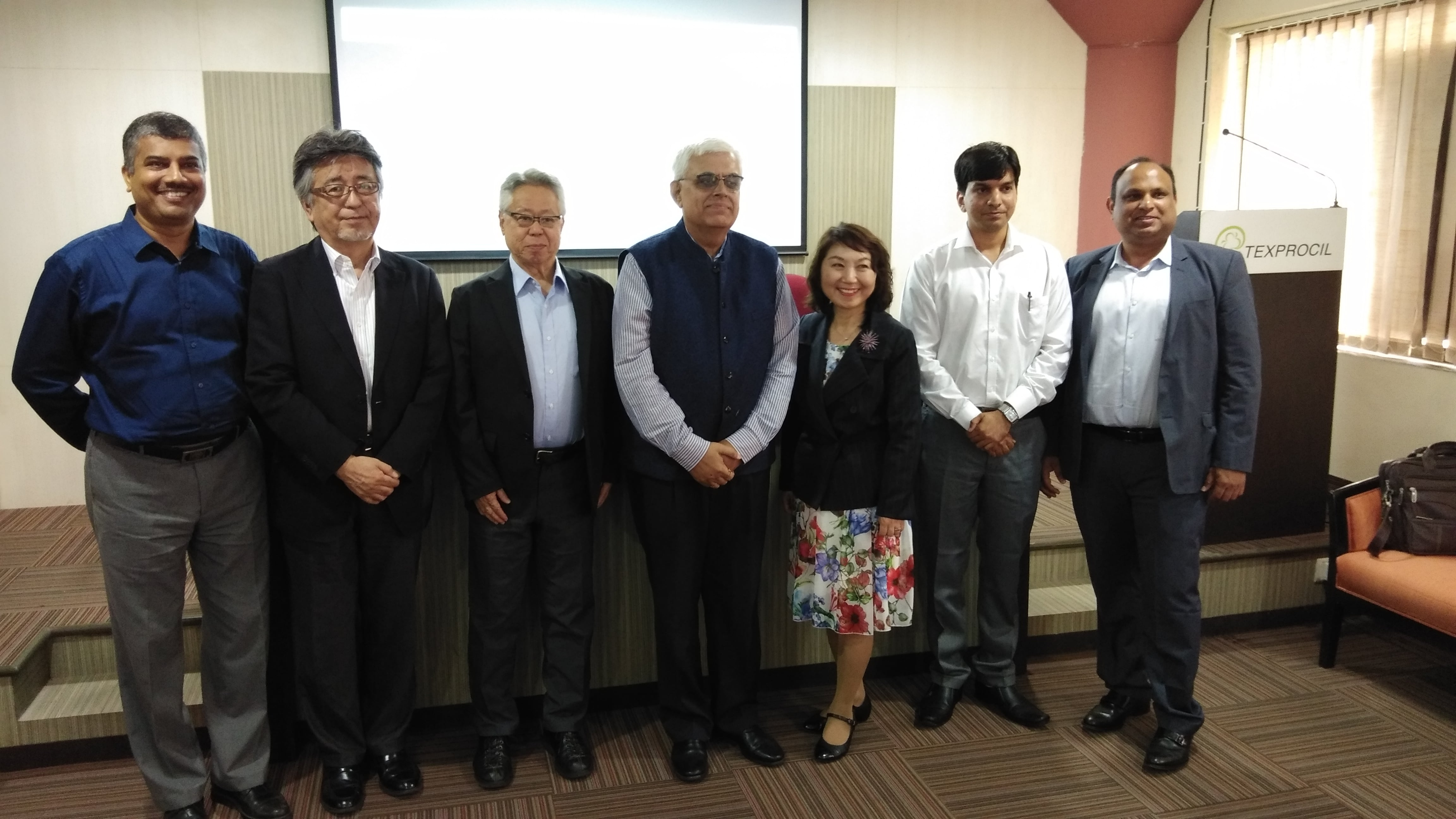 TEXPROCIL in association with Japan India Industry Promotion Association (JIIPA) organized a Seminar by Japanese designers on 3rd June, 2019 at the Council's Head Office in Mumbai.