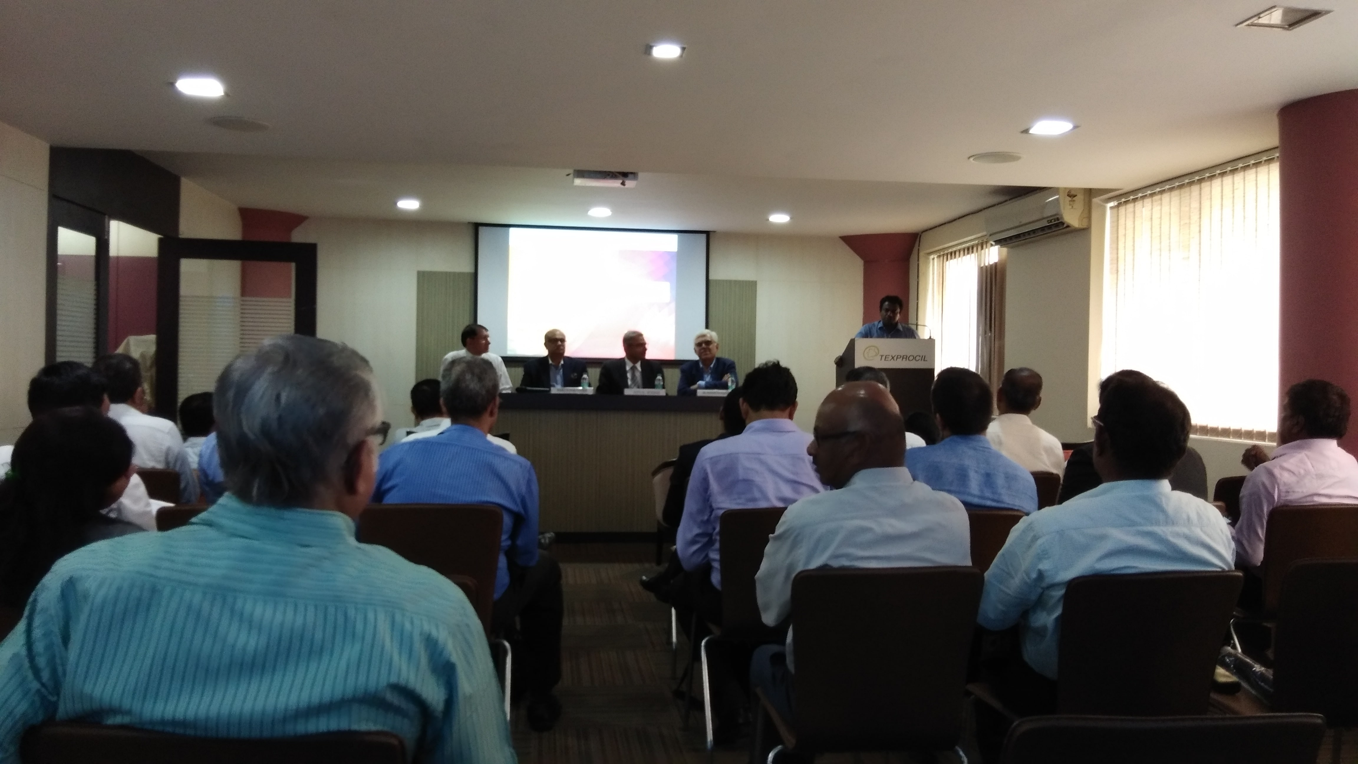 "The Council conducted a Seminar on ""Alternate Funding on Exports and Rating Sources"" at its office in Mumbai on 5th July 2019"