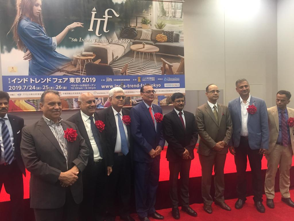 5th India Trend Fair 2019 at Japan, Tokyo