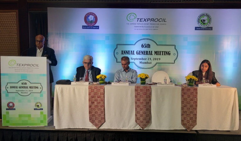 TEXPROCIL 65th Annual General Meeting 2019