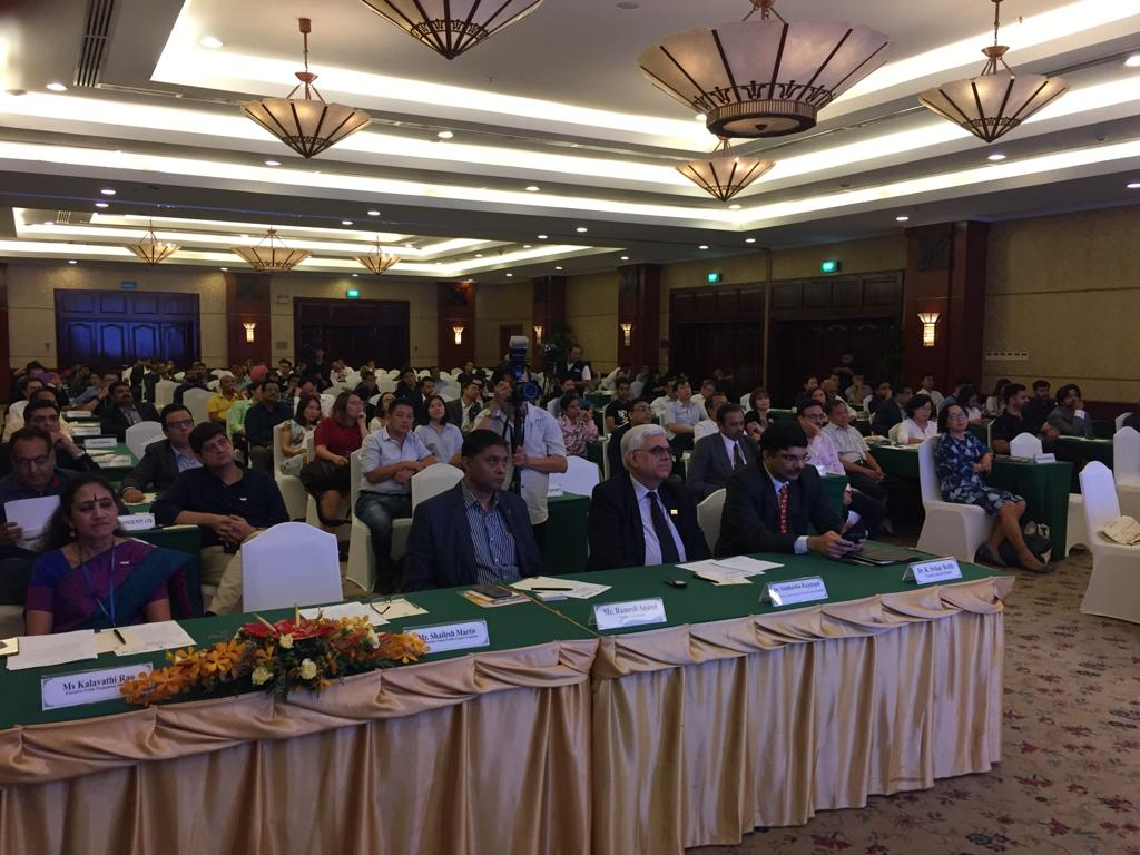 B2B meeting @ Vietnam Textile & Garment Exhibition, November 2019