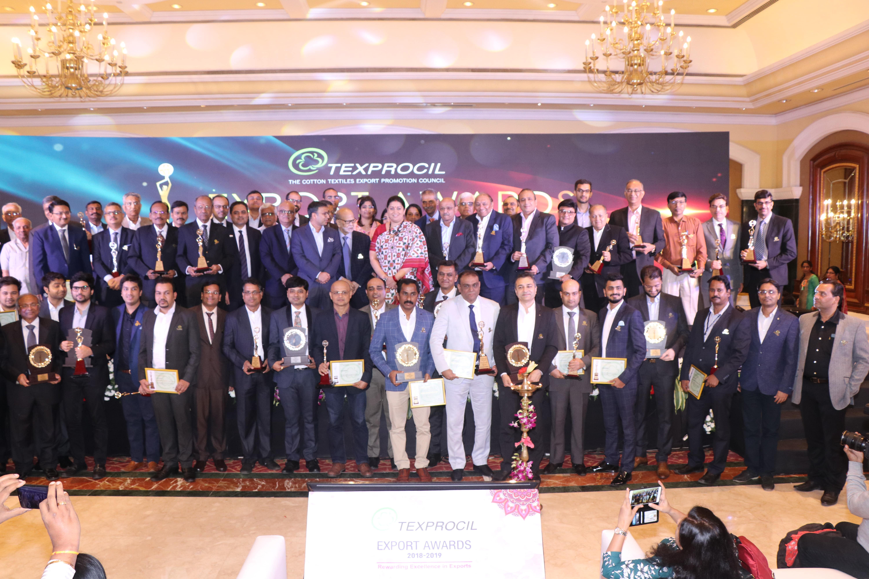 Export Award Winners 2018-2019
