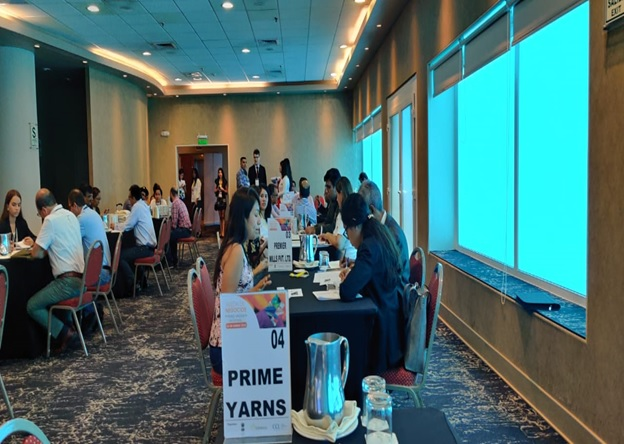 TEXPROCIL organises an exclusive B2B program between the Indian & Peruvian textile companies at Lima, Peru on 24th January 2020