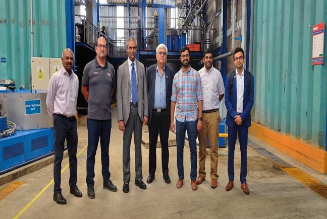 TEXPROCIL delegation visits