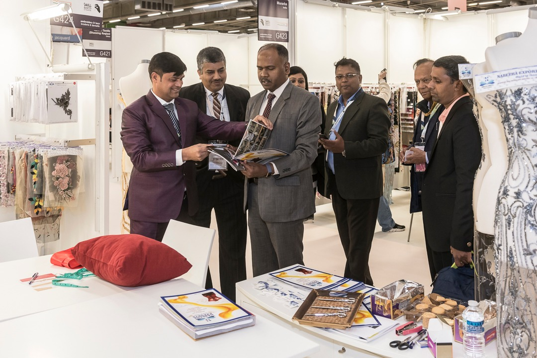 Texworld and Apparel Sourcing Fair in Paris from 10 to 13 February 2020